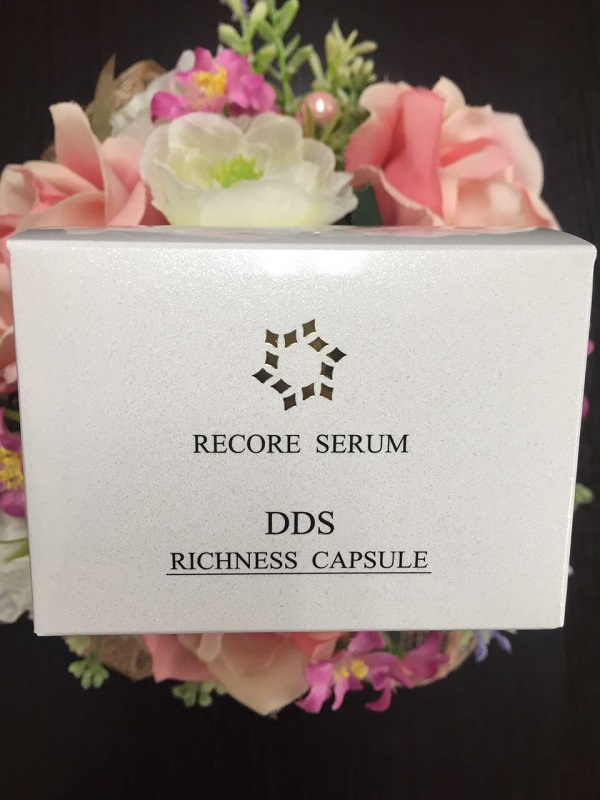 Rico Ase lamb DDS Richness capsule RECORE SERUM salmon fish dried cell 48, Seika capsule 4580487790411