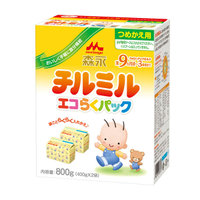 Morinaga eco probably Pack refill for CIL mill 400 g × 2 bag insert