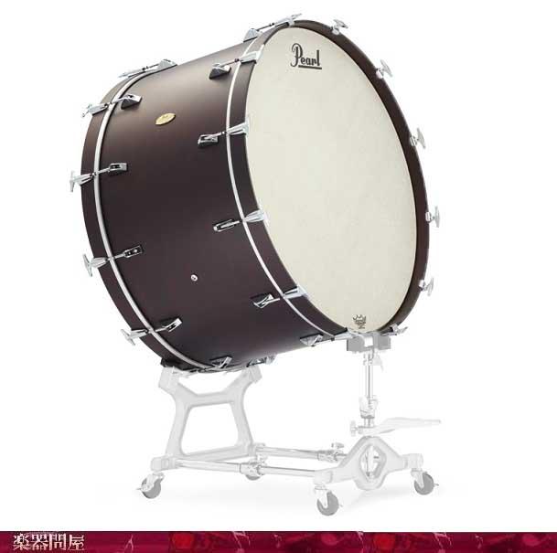 PBA3620 コンサートバスドラム フィルハーモニック・シリーズ パール