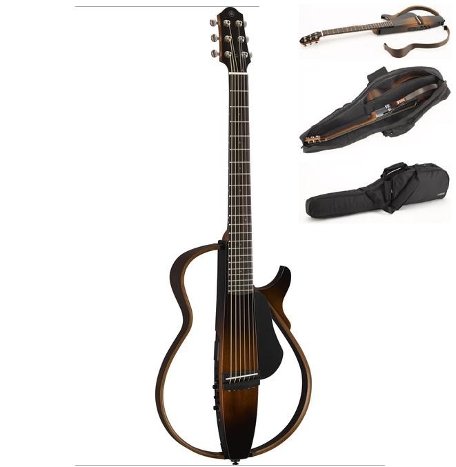 サイレントギター SLG200S タバコブラウンサンバースト (TBS)ヤマハ