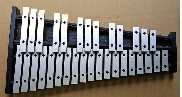 楽天市場 コオロギ グロッケンmg32 2 1 2オクターブ 32鍵 楽器問屋