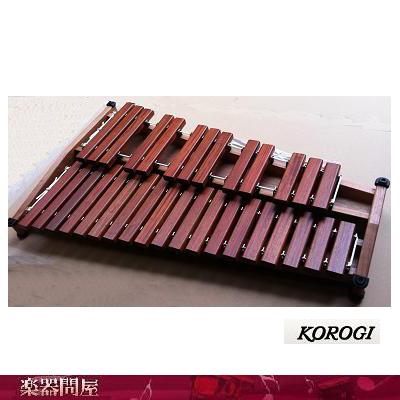 木琴 こおろぎ社 コオロギ木琴 X32K KOROGI 2・1/2オクターブ 32鍵