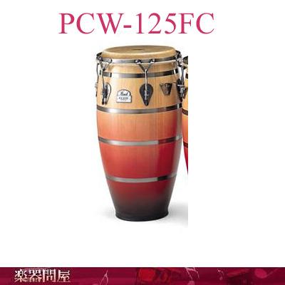 TUMBA PCW-125FC PCW-125FC パール TUMBA フォークロリックエリートコンガ パール #526クリムゾンサンライズ, 満点の:9a259694 --- officewill.xsrv.jp