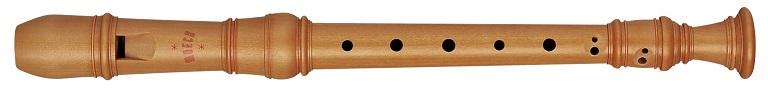 木製リコーダー メック リコーダーロッテンブルグ合奏用 MOECK ソプラノリコーダー4204(B)カステロボックウッド