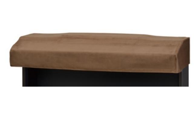 電子ピアノカバー DTB-SW1 マイクロスエード ブラウンヤマハ電子ピアノ ヤマハクラビノーバカバー N1、N2、NU1、CLP-585、CLP-685、CLP-S406、CLP-S408、DGP-5