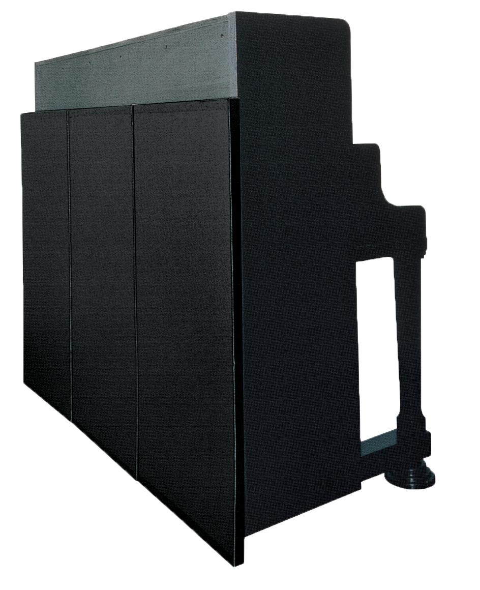 アップライトピアノ防音装置TS-500ソフトスタンド【防音装置】