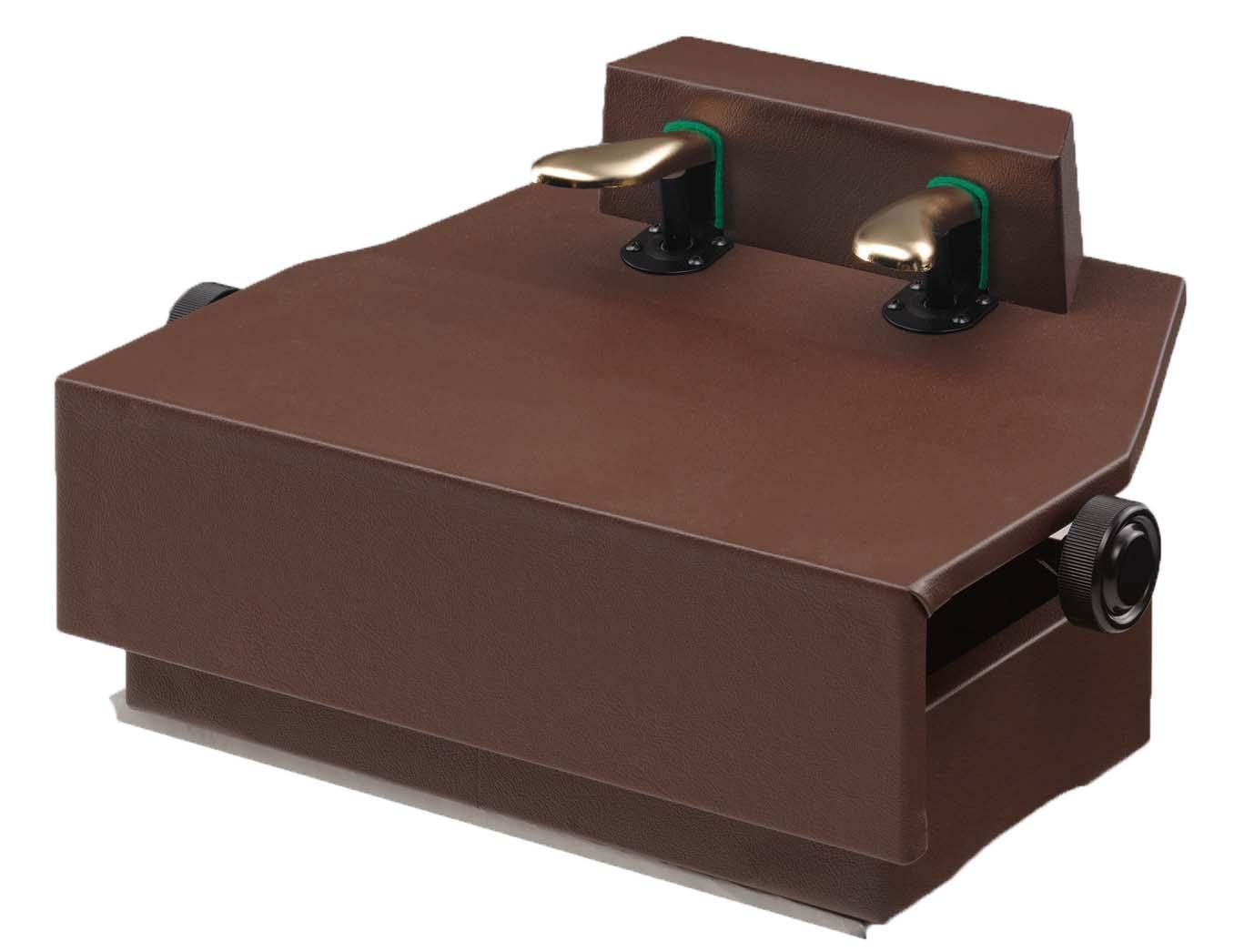 ピアノ補助ペダル AX-100 ウォルナット