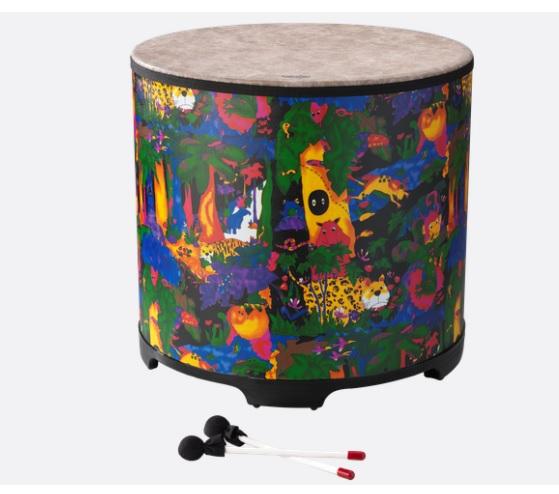 キッズギャザリングドラム High  KD522201 レモ