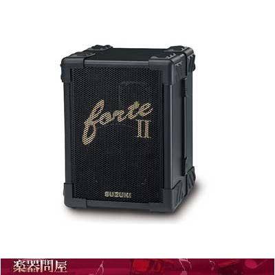 スズキアンプ付スピーカー ソプラノ・アルト・バス音域用 高品質アンプ付スピーカーSPA-40R フォルテII