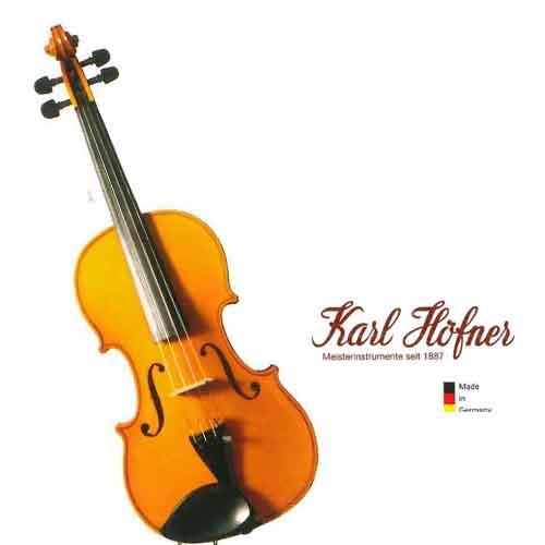 カールへフナー バイオリン 11V フルサイズ ドイツ製