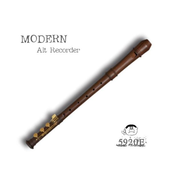 モーレンハウエル リコーダー 高級機種【モダン】 アルトリコーダー 5920E