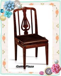 【HIDRAU】イドラウ ピアノ椅子 SG-16 【Made in Spain】