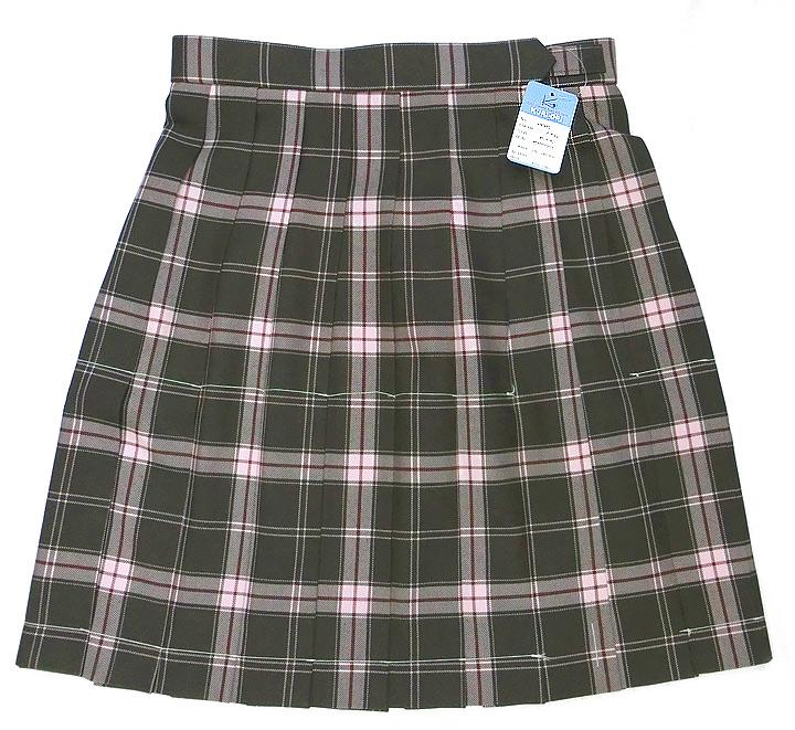 制服スカート【KR-345】丈48・W75~85 KURI-ORI(クリオリ)アポロチェック【ラッキーシール対応】