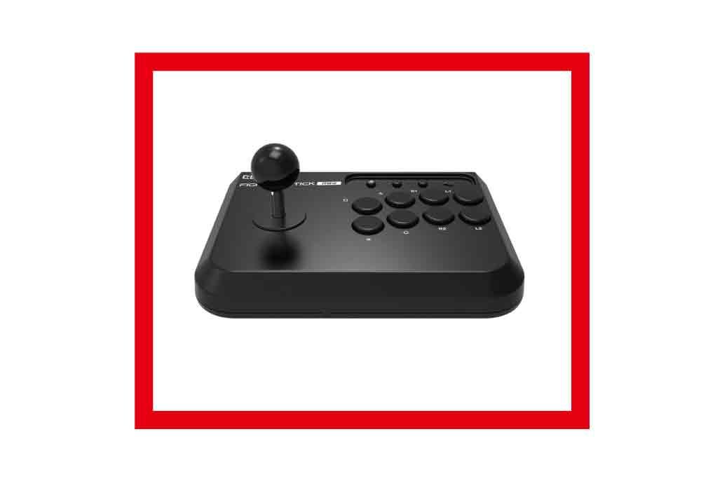 【新品】(税込価格)【PS4/PS3対応】ファイティングスティックMINI for PlayStation4/PlayStation3 (FIGHTING STICK MINI) ホリ製