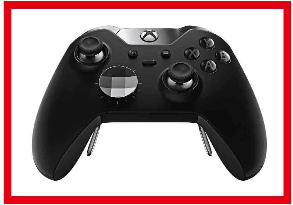 【新品】(税込価格) Xbox ELITE ワイヤレスコントローラー【XboxOne/Windows10対応】★新品未使用品ですが、外箱に少し傷みへこみ汚れ等がある場合がございます