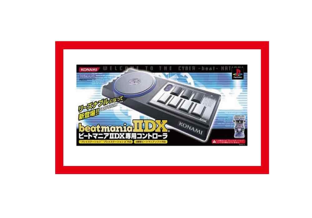 【ゲーム買取実績】PS2 ビートマニアⅡDX コントローラ カメレオンクラブ