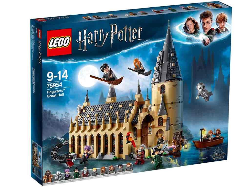 【新品】(税込価格) レゴ(LEGO) ハリーポッター ホグワーツの大広間 (Harry Potter Hogwarts Great Hall) 75954 (9-14)【レゴブロック】