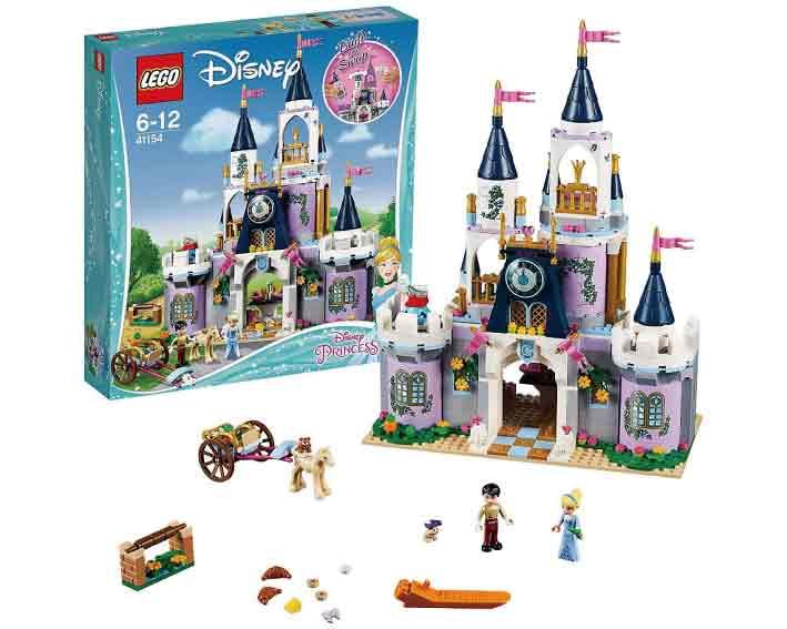 【新品】(税込価格) レゴ(LEGO) 41154 ディズニープリンセス シンデレラのお城 (6-12)【レゴブロック】