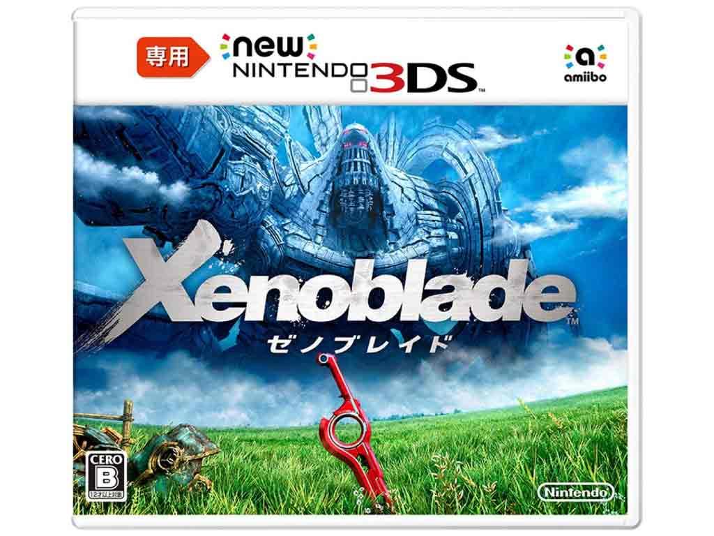 【新品】(税込価格)3DSNEW 3DS専用 ゼノブレイド◆取り寄せ品◆当店からの発送は2~3営業日後