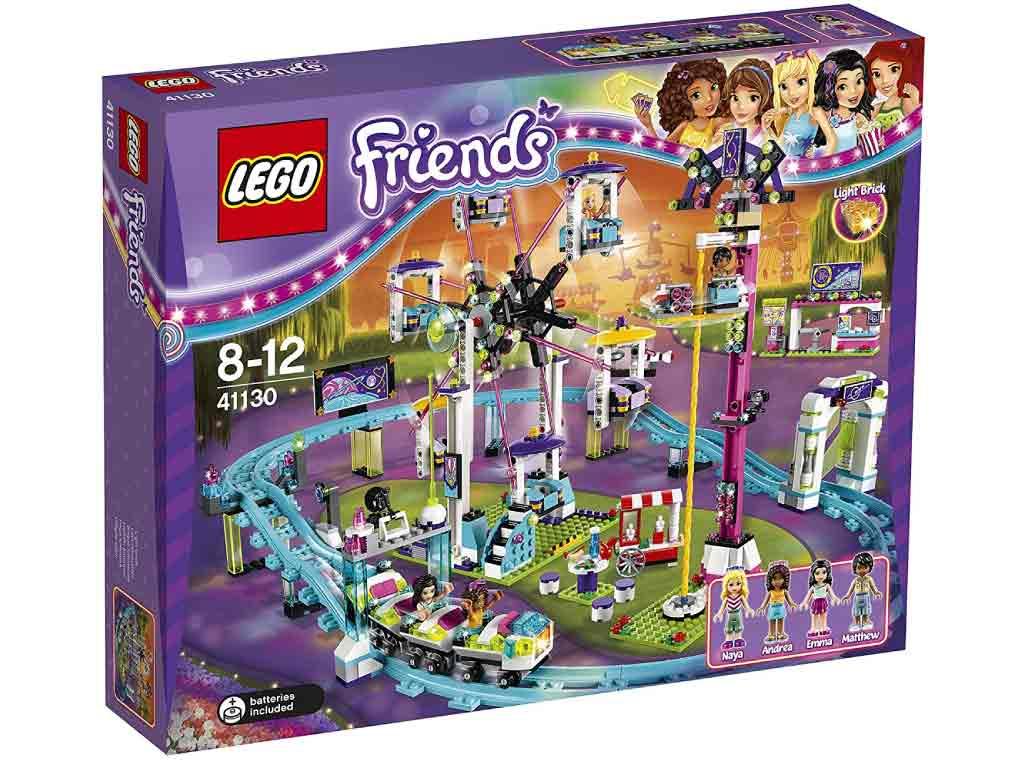 【新品】(税込価格) レゴ(LEGO) 41130 Friends フレンズ 遊園地ジェットコースター(8-12)【レゴブロック】