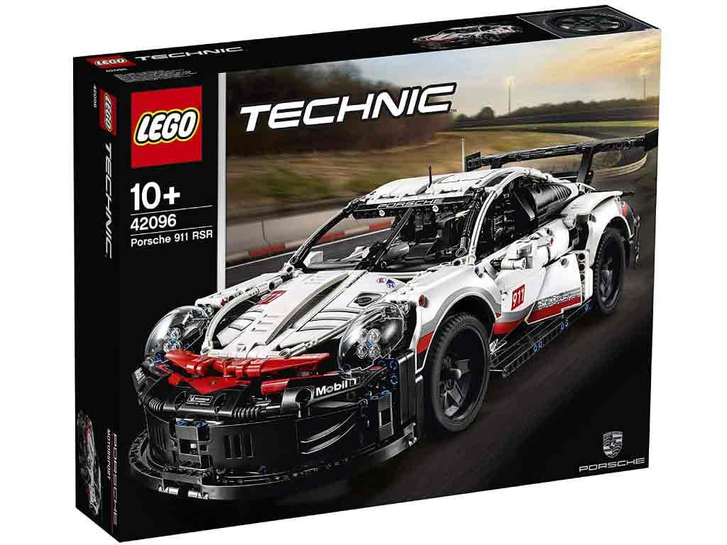 【新品】(税込価格) レゴ(LEGO) テクニック ポルシェ911 RSR 42096 (10+) PORSCHE【レゴブロック】