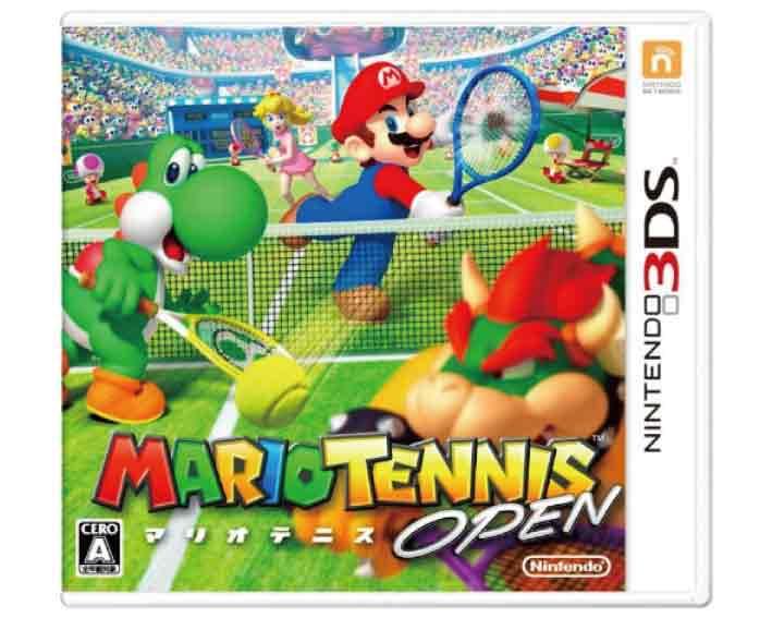 【新品】(税込価格)3DS マリオテニスオープン◆取り寄せ商品◆当店からの発送は2~3営業日後/新品ですが外パッケージに少し傷み汚れ販促シール貼り等がある場合がございます。