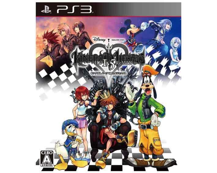 【新品】(税込価格) PS3 キングダムハーツHD1.5リミックス KINGDOM HEARTS-HD1.5ReMIX-