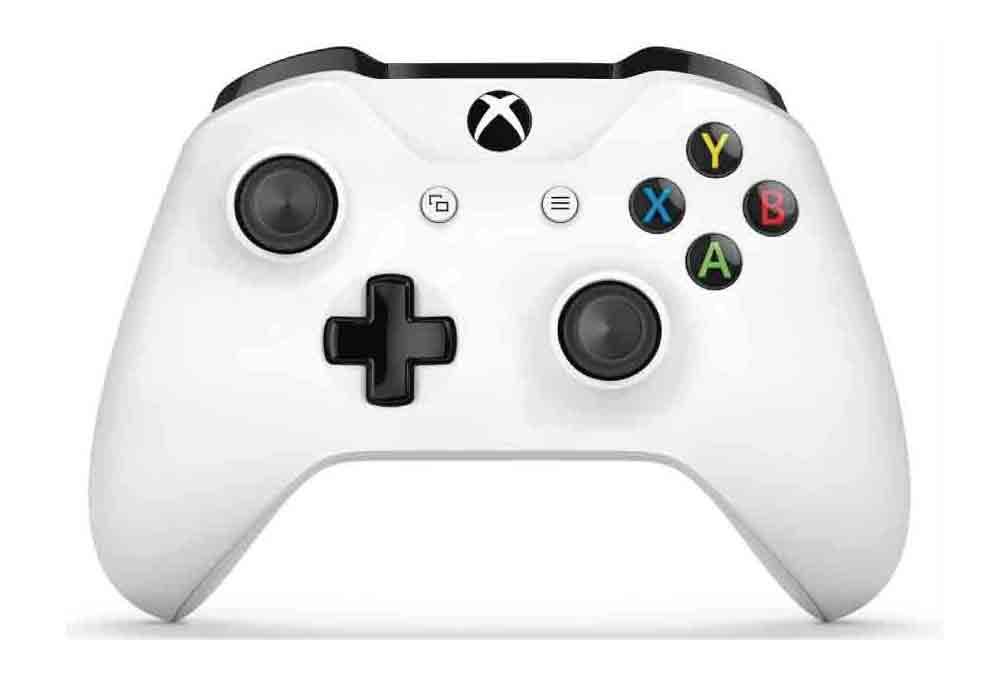 【新品】(税込価格)XboxOne ワイヤレスコントローラー(ホワイト)★新品未使用品ですが、外箱に少し傷み汚れ等がある場合がございます。