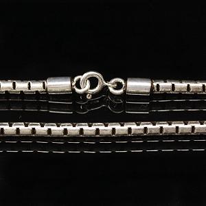 シルバー ネックレス チェーン 50cm | アクセサリー メンズ レディース シルバー925 シンプル