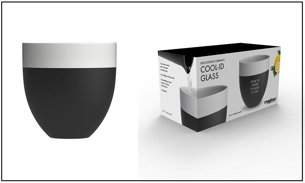 おしゃれなコップです Magisso 在庫一掃売り切りセール WEB限定 Cool-ID-Glass