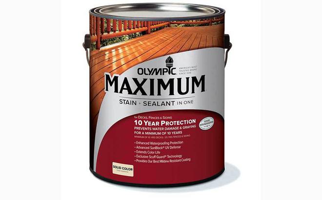 屋外用水性木材保護塗料です オリンピック マキシマム お金を節約 ソリッド No.21-28 低廉