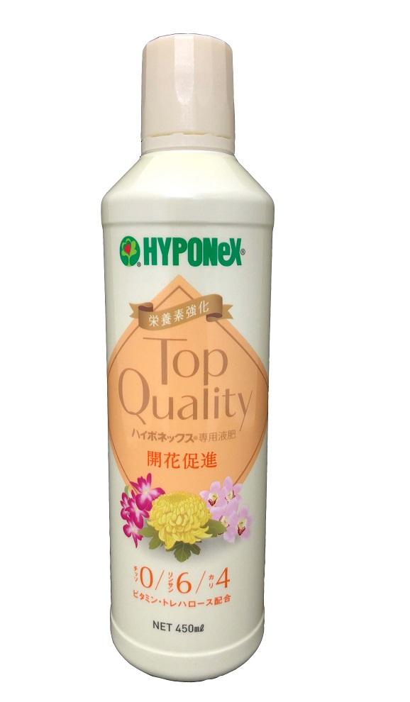 メーカー:ハイポネックス ハイポネックス 専用液肥 開花促進 花芽形成 0-6-4 450ml Top Quality