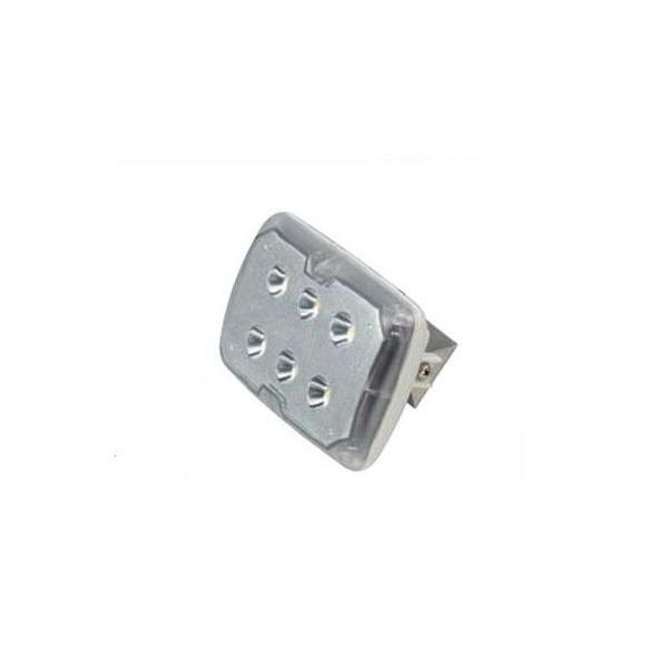 TACO 防水LED フラッドライト パイプクランプ付