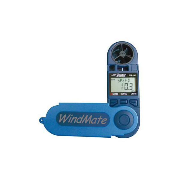風向計 ウインドメイト200 航海計器 ボート用品 野外イベント 風速測定 送料無料
