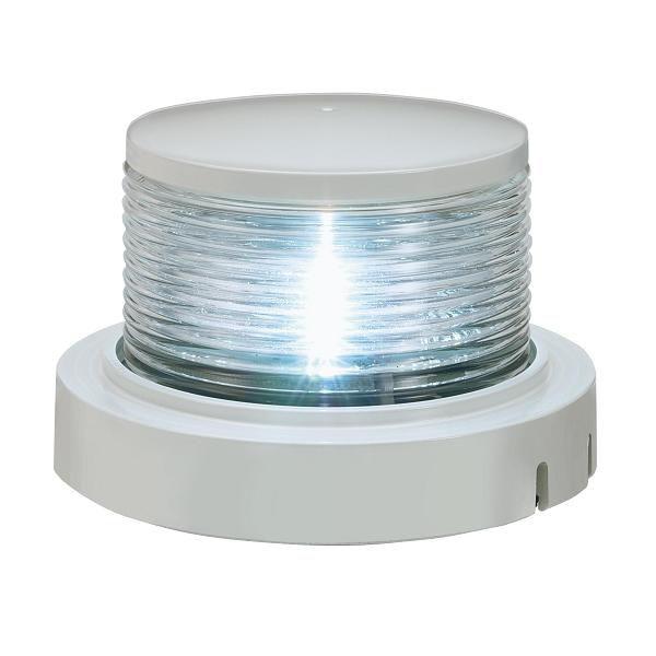 送料無料 LED航海灯 KOITO 第2種白灯 アンカーライト MLA-4AB2 ホワイトボディ 小糸製作所