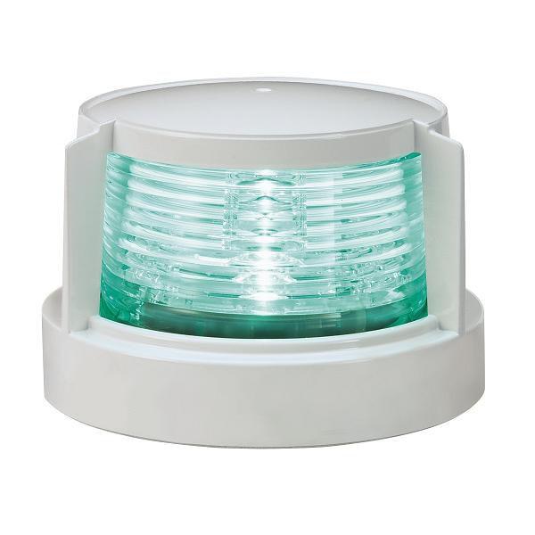 LED航海灯 第2種舷灯 緑 スターボードライト MLR-4AB2