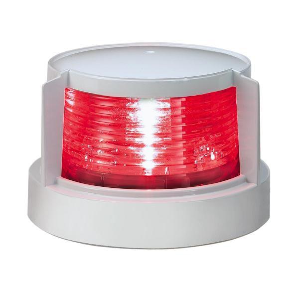LED航海灯 第2種舷灯 紅 ポートライト MLL-4AB2