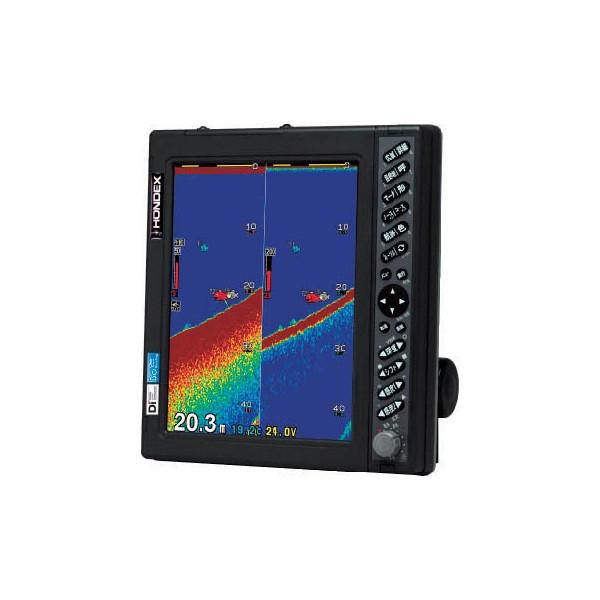 魚群探知機 HONDEX 10,4型カラー液晶デジタル魚探 HE-7311F-Di-Bo 2kW