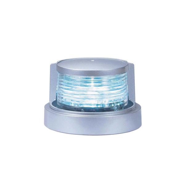 LED航海灯 第3種マスト灯 マストライト MLM-4AB3S シルバーボディ