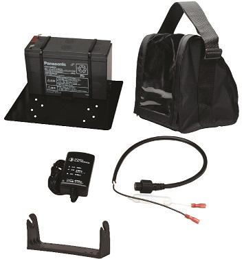送料無料 ホンデックス 魚群探知機 バッテリーセット BS06 7型 8.4型 HONDEX