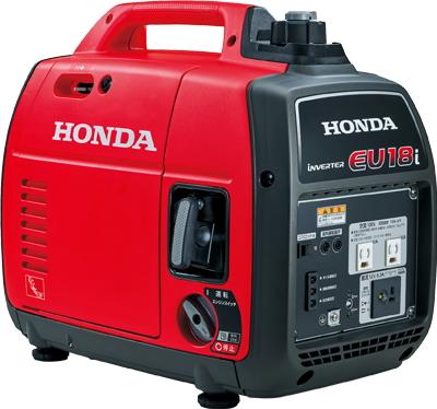 送料無料 ホンダ 発電機 インバーター発電機 Eu18i 1800W 1.8kVA 120ccエンジン HONDA