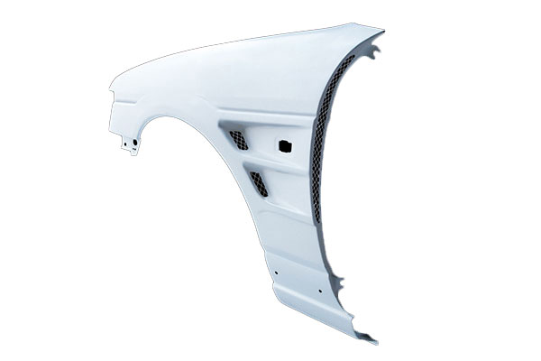 D-MAX【C35 ローレル】 D1 SPEC ワイドフェンダー 片側のみ/左右セット