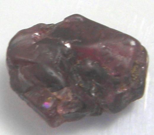 天然石 新作 大人気 まとめ買い特価 パープルスピネル6.17ct原石