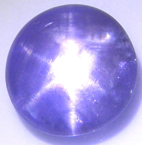 非加熱石 パープルスターサファイア3.75ct