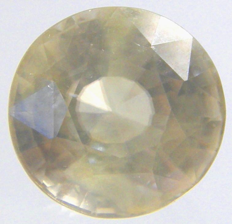 天然石 イエロージルコン7.67ct