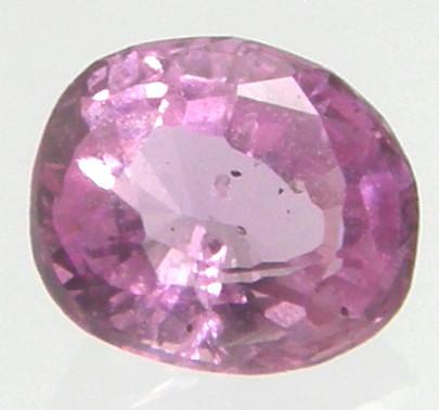 非加熱石 実物 ピンクサファイア0.52ct タイムセール