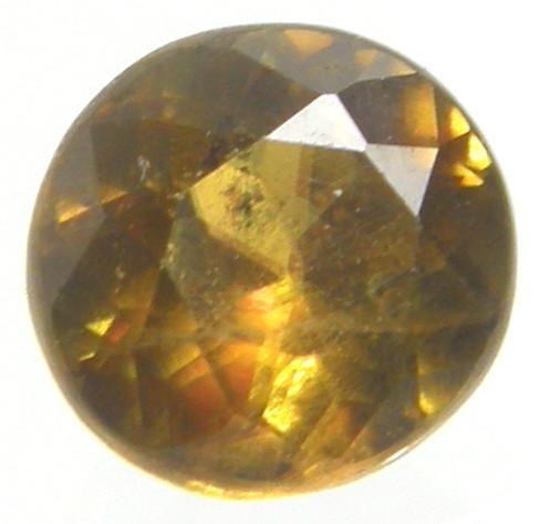 天然石 クロムスフェーン0.84ct 海外限定 AL完売しました。