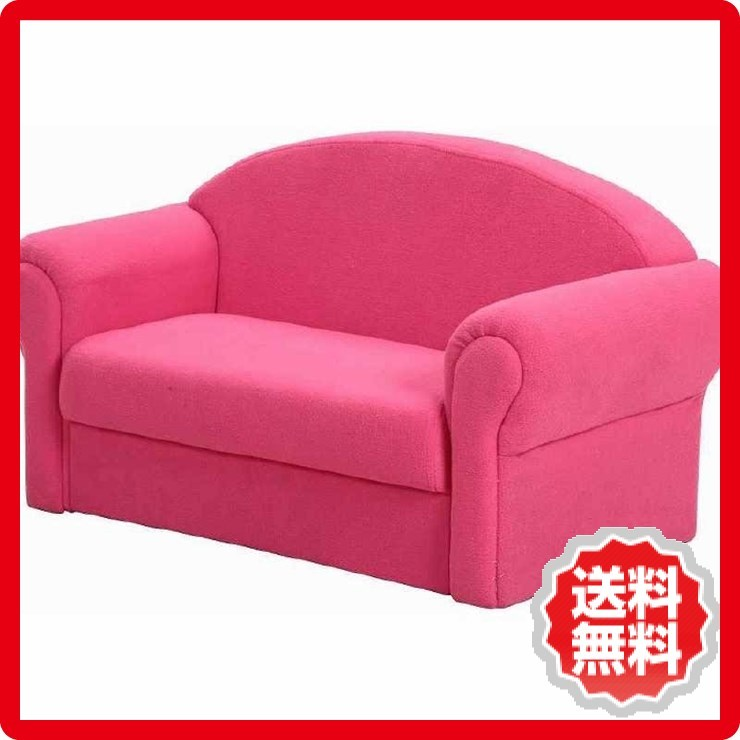 auc-genco | Rakuten Global Market: Kids sofa ACE 2 p PI pink fj ...