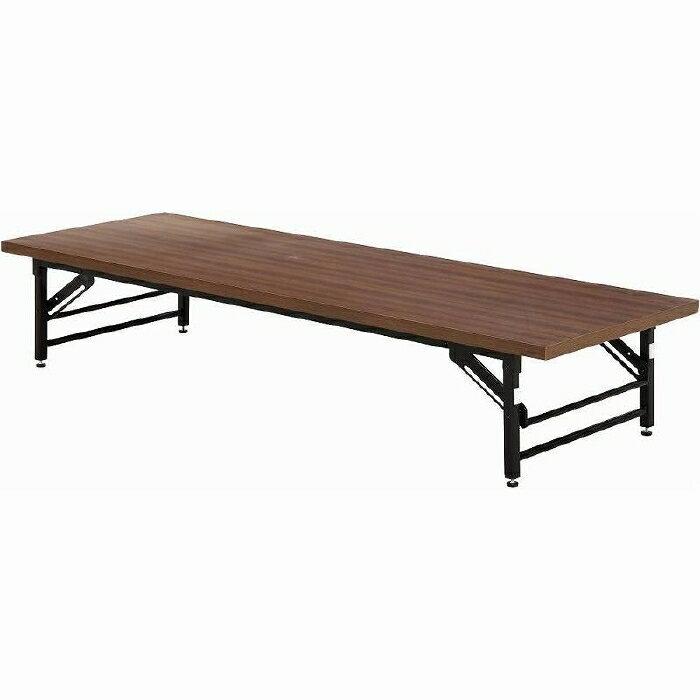 会議テーブル ロータイプ 6033D ブラウン fj-94463 北欧 送料無料 クーポン プレゼント 通販 NP 後払い 新生活 オススメ %off ジェンコ 北欧 モダン インテリア ナチュラル テイスト ダイニング ナチュラルテイスト