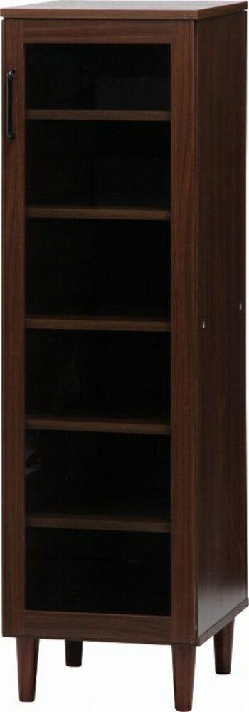 アルト ハイカップボード DBR ダークブラウン fj-96606 北欧 送料無料 クーポン プレゼント 通販 NP 後払い 新生活 オススメ %off ジェンコ 北欧 モダン インテリア ナチュラル テイスト 収納 棚 ラック シェルフ ディスプレイラック キャビネット 見せ